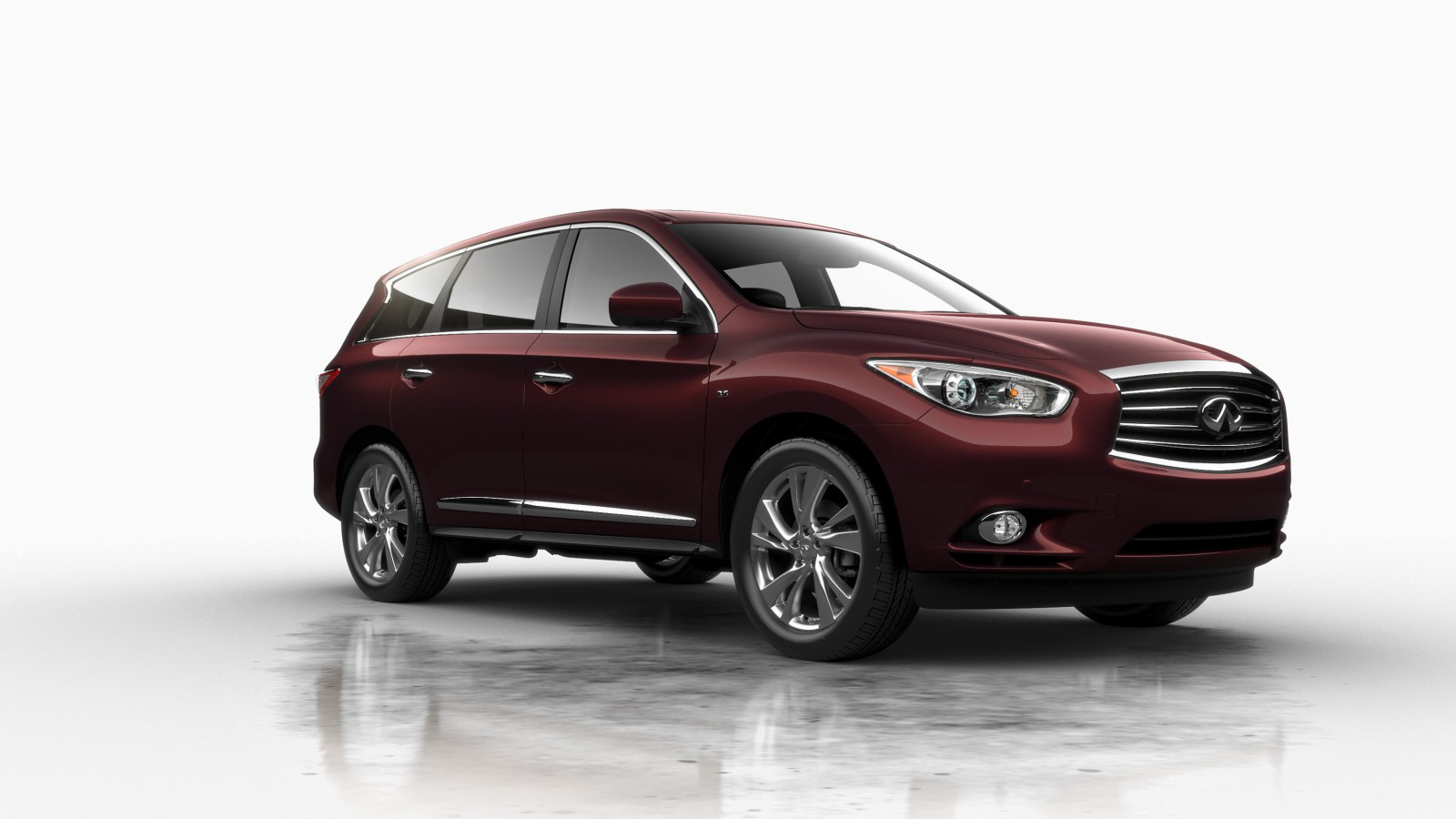 QX60 Backup Collision Intervention(BCI)-An INFINITI World's
