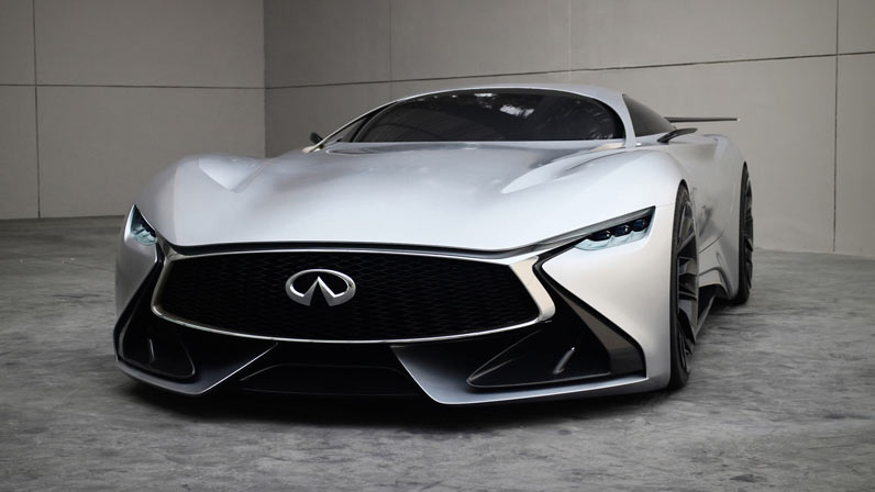 The History Of INFINITI - Cool cars from the 00s