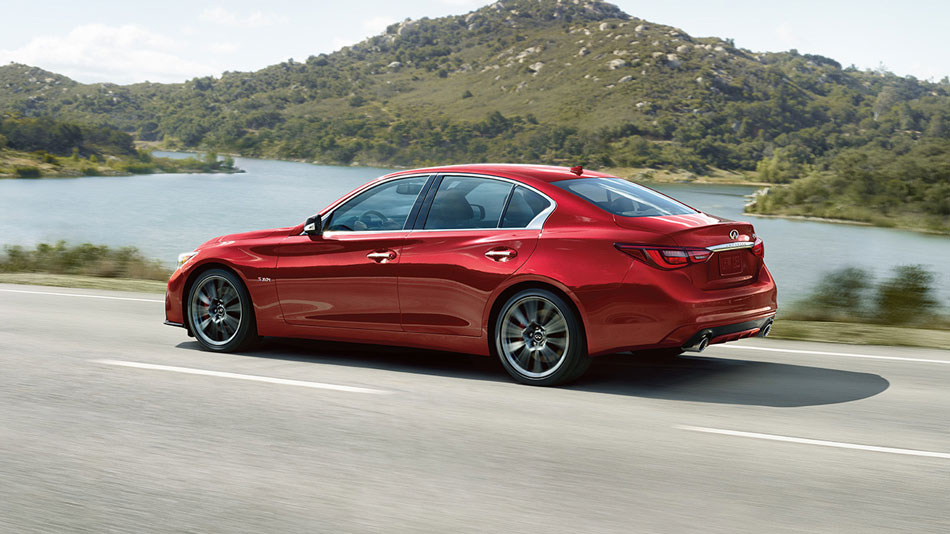 The New 2018 Infiniti Q50 Is Here