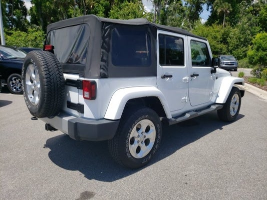 Jeeps For Sale In Tn >> 2013 Jeep Wrangler Unlimited Sahara